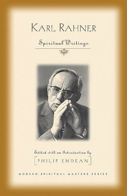 Karl Rahner: Spiritual Writings (Paperback)