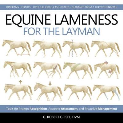 Equine Lameness for the Layman: Tools for Prompt Recognition, Accurate Assessment, and Proactive Management (Hardback)