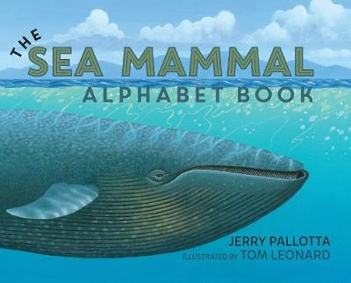 The Sea Mammal Alphabet Book (Hardback)