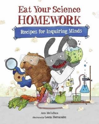 Eat Your Science Homework (Hardback)