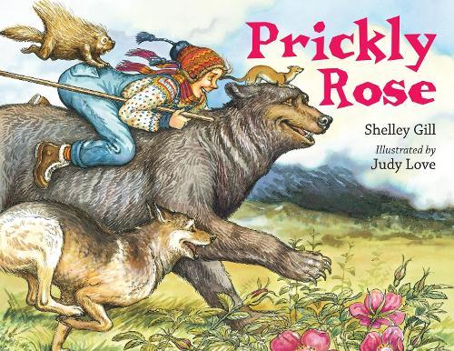 Prickly Rose (Paperback)