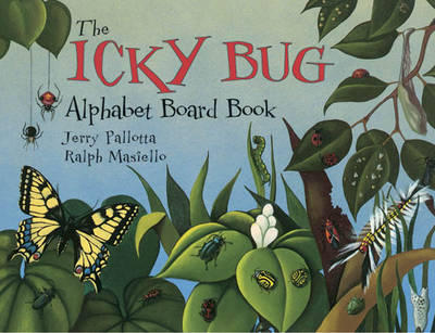 The Icky Bug Alphabet Board Book (Board book)