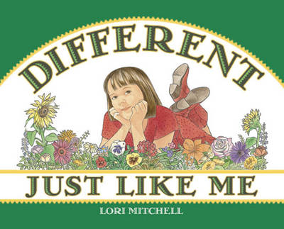Different Just Like Me (Paperback)