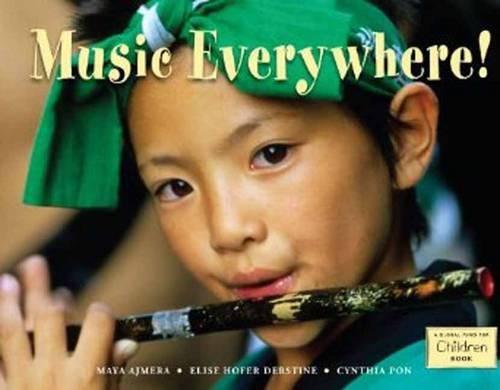 Music Everywhere! (Paperback)