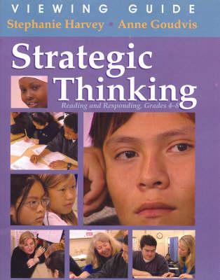 Strategic Thinking (DVD): Reading and Responding, Grades 4-8 (DVD video)