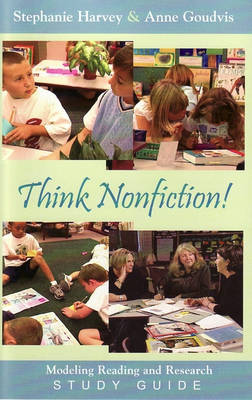 Think Nonfiction! (DVD): Modeling, Reading, and Research (DVD video)