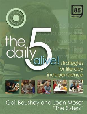 Daily 5 Alive, The (DVD) (DVD video)