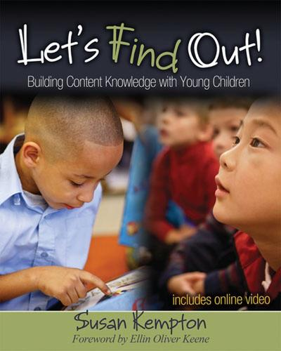 Let's Find Out!: Building Content Knowledge With Young Children (Paperback)