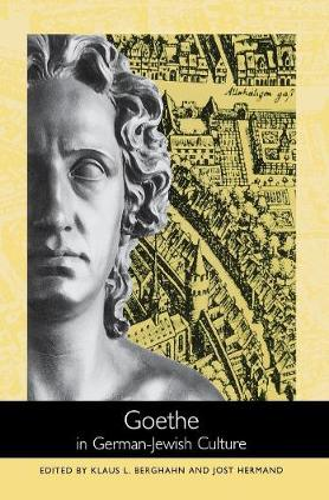 Goethe in German-Jewish Culture - Studies in German Literature, Linguistics, and Culture (Hardback)