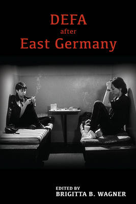 DEFA after East Germany - Screen Cultures: German Film and the Visual (Hardback)