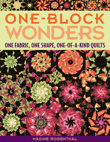 One Block Wonders: One Fabric, One Shape, One-of-a-Kind Quilts (Paperback)