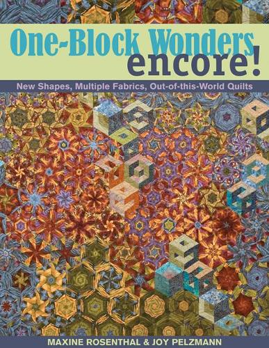 One Block Wonders Encore: New Shapes, Multiple Fabrics, out-of-This-World Quilts (Paperback)