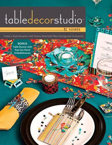 Table Decor Studio: Soiree (Paperback)