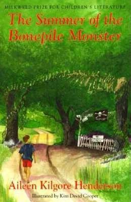 The Summer of the Bonepile Monster (Paperback)