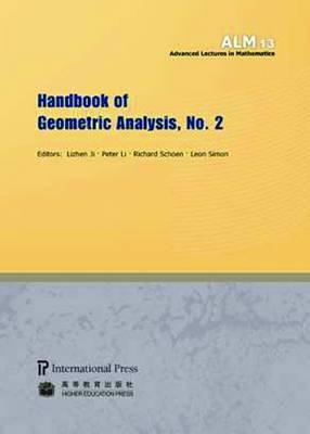 Handbook of Geometric Analysis, No. 2 - Advanced Lectures in Mathematics (Paperback)