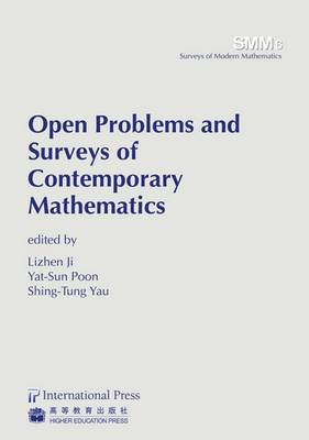 Open Problems and Surveys of Contemporary Mathematics - Surveys of Modern Mathematics (Paperback)