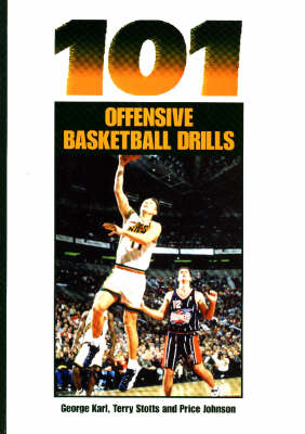 101 Offensive Basketball Drills (Paperback)