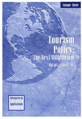 Tourism Policy: The Next Millennium (Paperback)