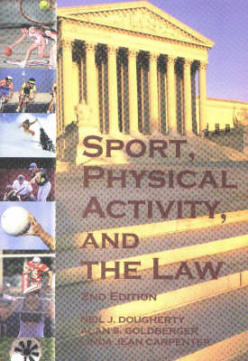 Sport, Physical Activity and the Law (Paperback)