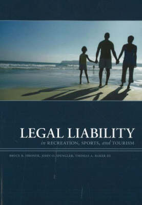 Legal Liability in Recreation Sports and Tourism (Paperback)