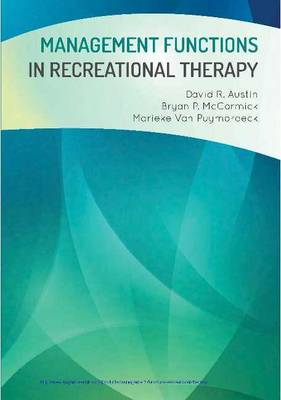 Management Functions in Recreational Therapy (Paperback)