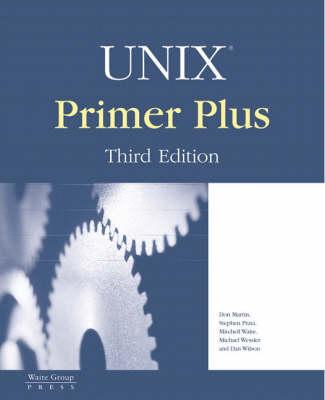UNIX Primer Plus (Paperback)
