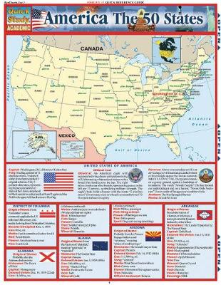 America the 50 States: Reference Guide