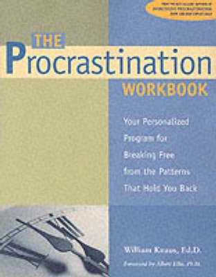 The Procrastination Workbook (Paperback)