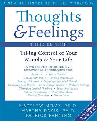 Thoughts and Feelings: Taking Control of Your Mood and Your Life (Paperback)