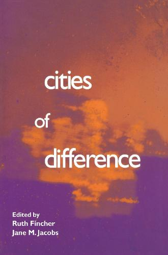 Cities of Difference - Democracy and Ecology (Paperback)