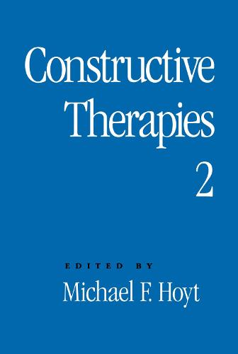 Constructive Therapies V2 (Paperback)