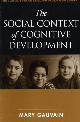 social context and child development Childhood in its social context the under-socialised child  set of derived propositions argues for an emotionally involved but publicly embedded setting for proper child development: 'the effective functioning of childrearing processes in the family and other child settings requires public policies and practices that provide place, time.