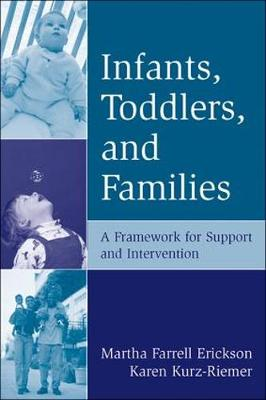 Infants, Toddlers, and Families: A Framework for Support and Intervention (Paperback)