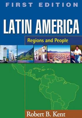 Latin America: Regions and People - Texts in Regional Geography (Paperback)