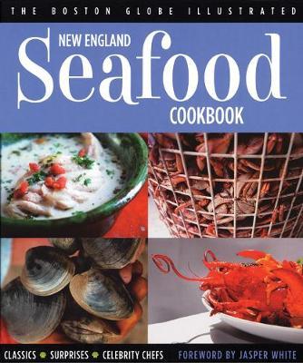 New England Seafood Cookbook (Hardback)