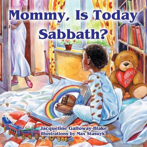 Mommy, Is Today Sabbath? (African American Edition) (Paperback)