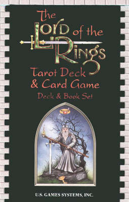 """""""Lord of the Rings"""" Tarot Pack (Book)"""