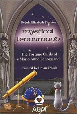 Mystical Lenormand Cards: The Fortune Cards of Marie-Anne Lenormand