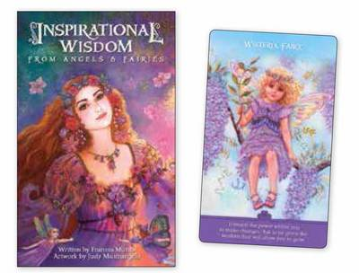 Inspirational Wisdom from Angels and Fairies