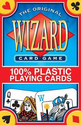 Wizard Card Game 100% Plastic Playing Cards