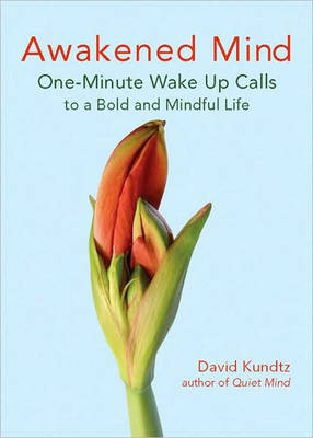 Awakened Mind: One-Minute Wake Up Calls to a Bold and Mindful Life (Paperback)