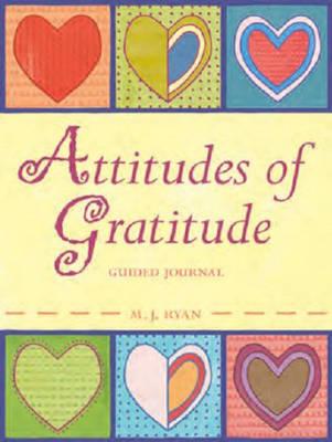 Attitudes of Gratitude Guided Journal (Paperback)
