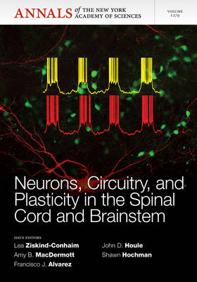 Neurons, Circuitry, and Plasticity in the Spinal Cord and Brainstem - Annals of the New York Academy of Sciences (Paperback)