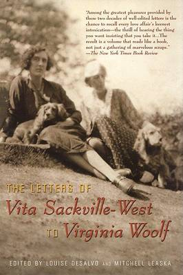 The Letters Of Vita Sackville West To Virginia Woolf 2ed (Hardback)