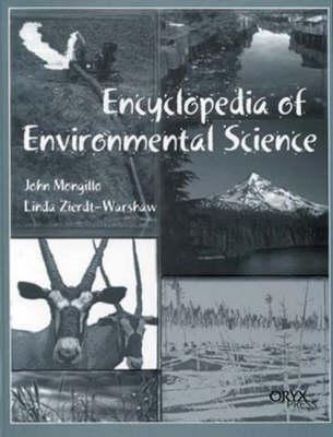 Encyclopedia of Environmental Science (Hardback)