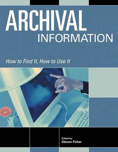 Archival Information (Hardback)