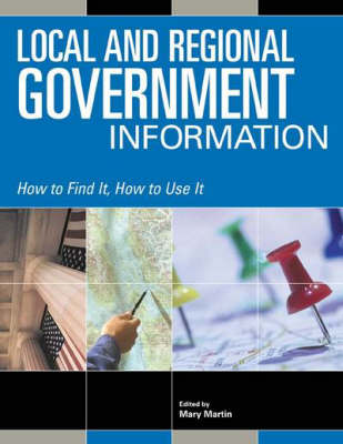 Local and Regional Government Information (Paperback)