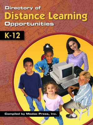 Directory of Distance Learning Opportunities: K-12 (Hardback)