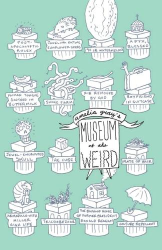 Museum of the Weird (Paperback)