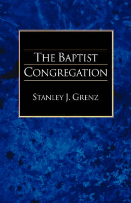 The Baptist Congregation (Paperback)